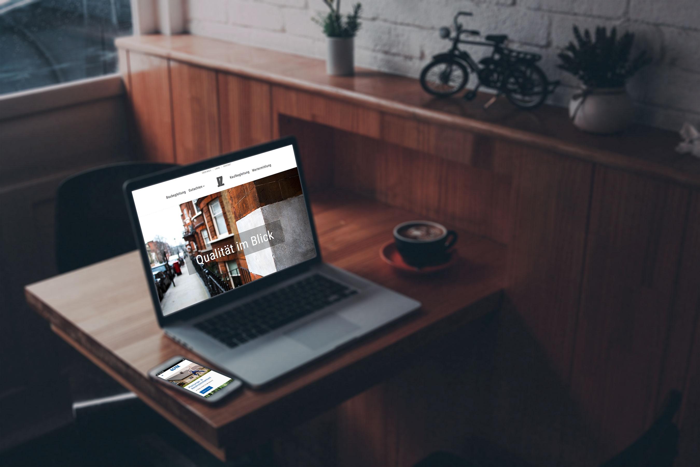 Webseiten für Unternehmer Website as a Service